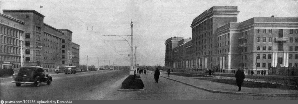 Ретро фото Алексеевского района