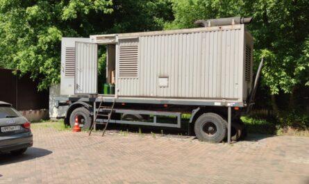 Жители Алексеевского района сутки добивались отключения электрогенератора