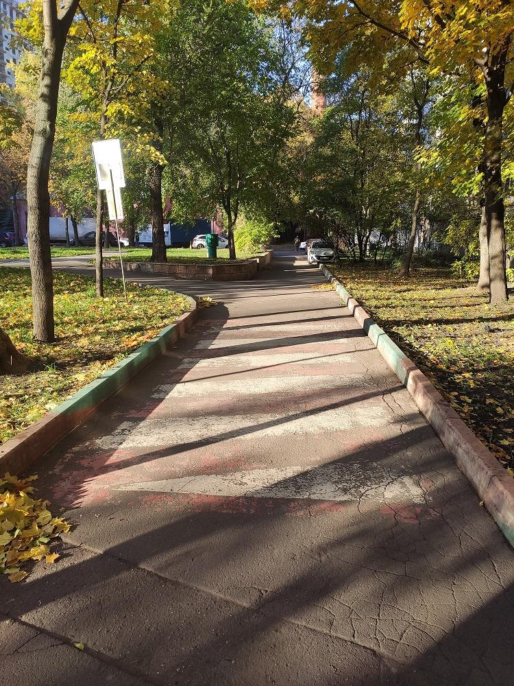 """Жители домов 18 корп.1-4 и д.20 на Новоалексеевской улице столкнулись с """"непрошенными гостями"""" на детской площадке."""